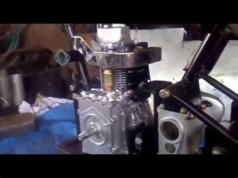 Diesel Motorrad Youtube by Royal Enfield Diesel Bullet Engine Foundation Greavus