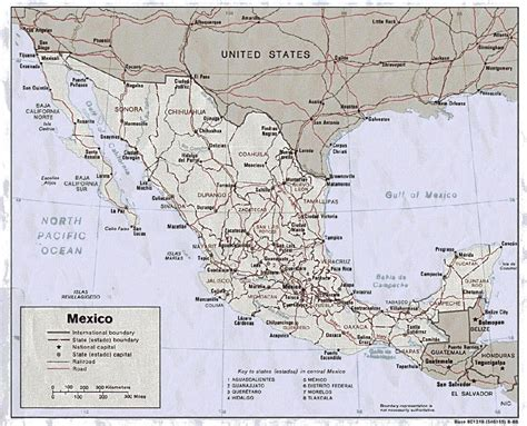 map of mexico printable mexico maps printable maps of mexico for