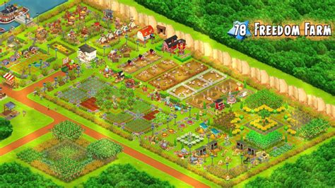 How To Find On Hay Day How To Make A Screen View Of Hay Day Farm Freedom Farm Hay Day Strategies