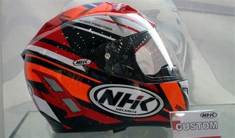 Helm Nhk Model Gp helm nhk custom blackxperience