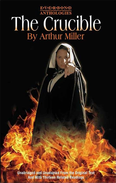 themes of the crucible arthur miller the crucible book cover mixed media by harold shull