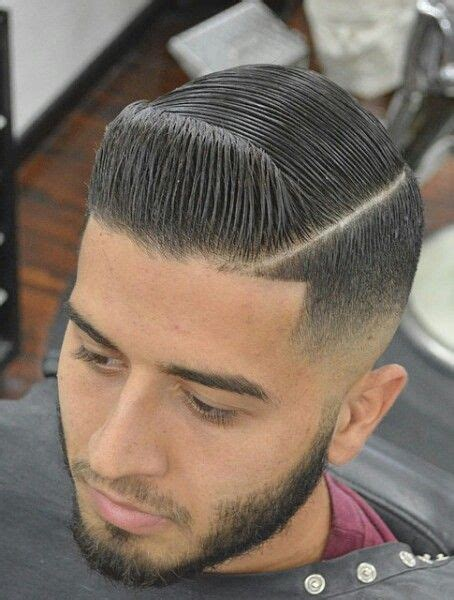 pin  fade hairstyles