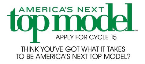 to apply for at 15 apply for cycle 15 171 america s next top model 14