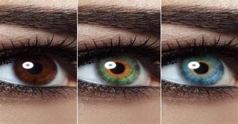 eye color and personality what does your eye color say about your personality