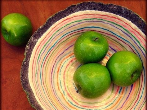 How To Make Paper Mache Bowls - paper mache stuff we discovered today homejelly