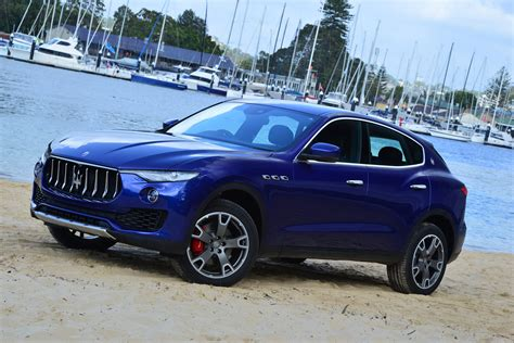 maserati 2017 price 2017 maserati levante review caradvice