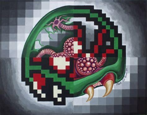 jaw dropping  bit digital art  vector freebies pixel