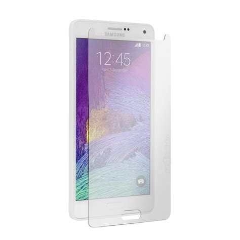 Tempered Glass Note 1 techpro galaxy note 4 premium tempered glass screen protector a4c