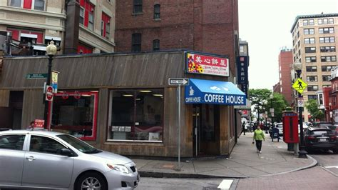Boston Coffee House by Chinatown Coffee House Has Closed Due To Loss Of Lease