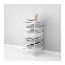 Ikea Shelves With Baskets Algot Frame With 6 Mesh Baskets Top Shelf Ikea