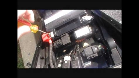 2007 Suzuki Gsxr 1000 Battery Battery Replacement For A Gsxr 600