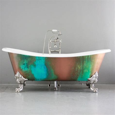 colored bathtubs graceful claw foot bathtubs that you ll love