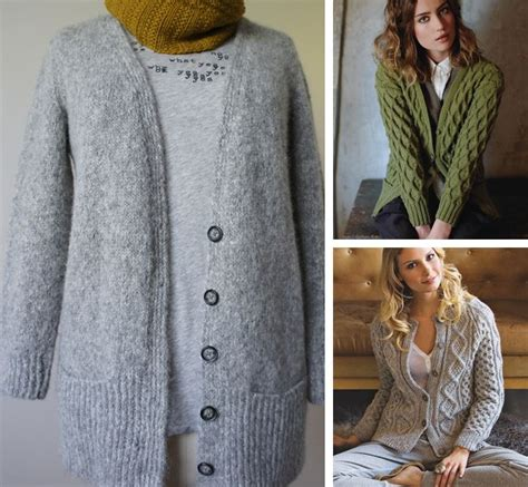 knitting cardigan patterns for beginners 1000 ideas about knit cardigan pattern on