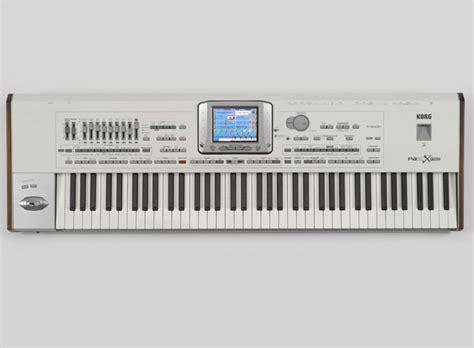 Keyboard Yamaha Dan Korg korg pa2x prokeyboard pre owned