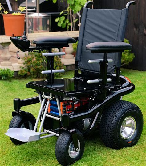 Motorized Chair by Bm3 Powerchair The 16mph Fast Range Lithium