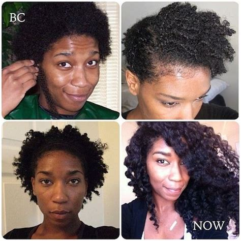 natural hair after five styles 27 natural hair progression photos to inspire your hair