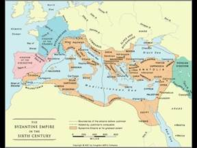 The Byzantine Empire Russia And Eastern Europe Outline Map by Map Of Byzantine Empire Byzantine Empire 313 1453 A D Byzantine Maps And Empire