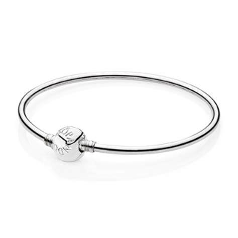 pandora bangle charm bracelet