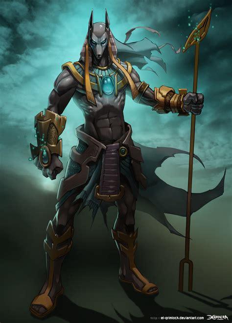 imagenes egipcias de anubis anubis dios mayor in dioses y demonios pinterest