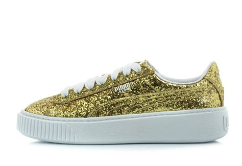 Sepatu Fashion Sneakers Semi Boots Platform Velcro Glitte 1 shoes basket platform glitter wns 36409302 gld shop for sneakers shoes and boots