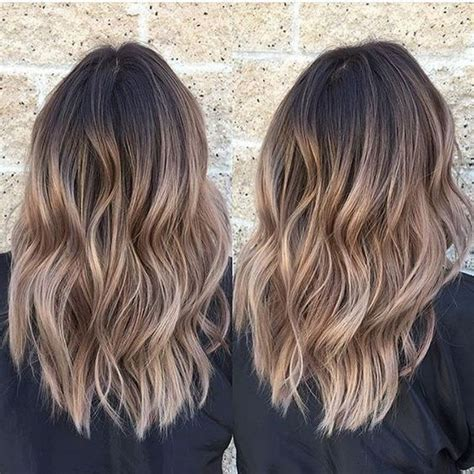ambray hair color pics for medium length 25 best ideas about medium length ombre hair on pinterest