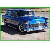 1955 Chevrolet Bel Air Nomad Used Automatic Chevy 3563