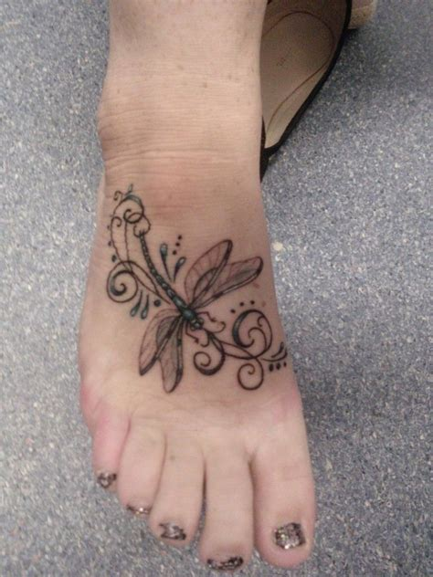 Tattoo Creator And Placement | 25 best dragonfly tattoo designs and placement ideas