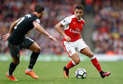 alexis sanchez vs arsenal psg vs arsenal chions league preview psg talk