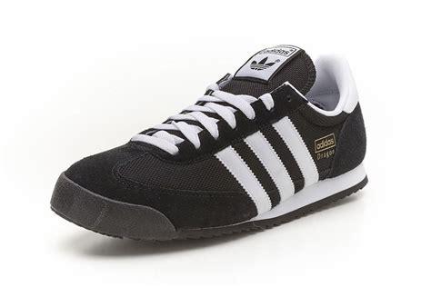 adidas originals retro trainers black white g16025 ebay