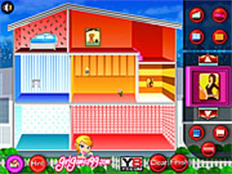 decorate doll house games doll house decoration game online free game