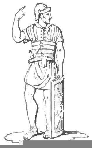 Legiun Roma,Tentara Yang Tak Pernah Lelah ~ historypedia