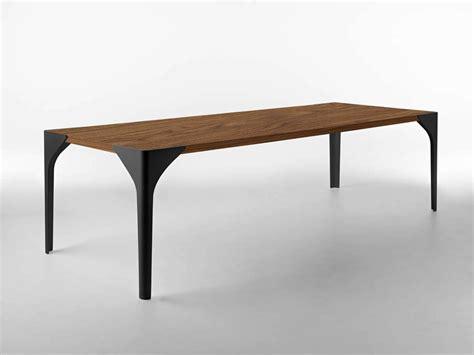 Table De Bureau 2927 by Table Rectangulaire Canard By Horm It Design Todd Bracher