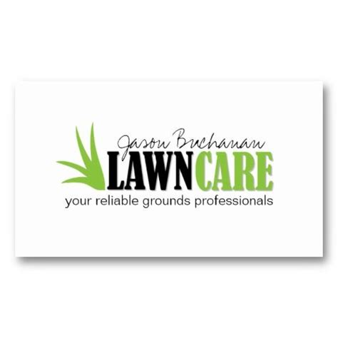 backyard business ideas 22 best lawn service business cards images on pinterest