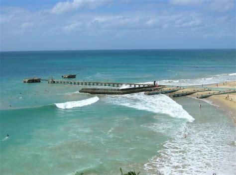 crash boat waves crash boat beach surfing puerta del mar