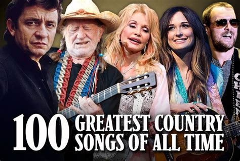 100 greatest country songs of all time pictures rolling
