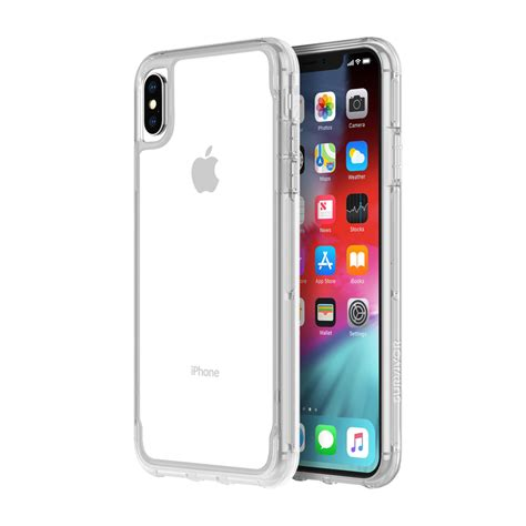 griffin survivor clear for iphone xs max cases protectors mobile phones accessories