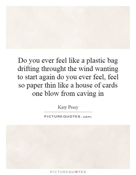 How To Make Paper Like Plastic - do you feel like a plastic bag drifting throught the