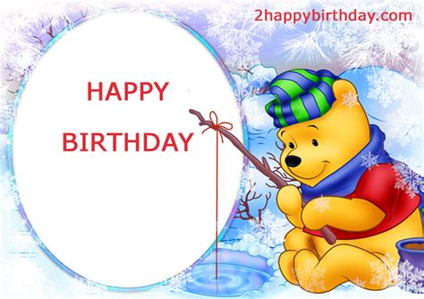 winnie the pooh happy birthday card template write name on winnie the pooh birthday card 2happybirthday
