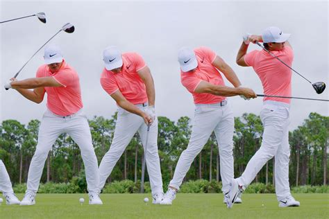 golf swing sequence swing sequence koepka new zealand golf digest