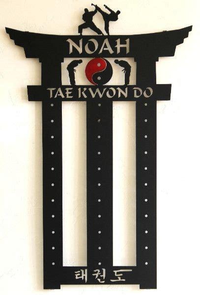 Taekwondo Belt Rack Personalized by Tae Kwon Do Belt Display Rack Personalized Martial Arts