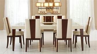 furniture dining room table sofia vergara savona ivory 5 pc rectangle dining room