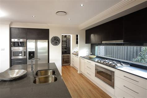 kitchen butlers pantry ideas the cupboards handles and glass splash back kitchen