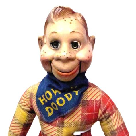 Howdy Doody L by Ideal Howdy Doody Puppet 1949 1951 Of Toys