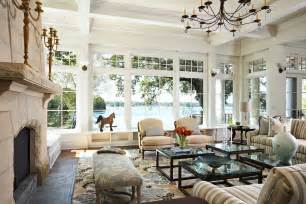 Lake House Home Decor 15 Living Room Window Designs Decorating Ideas Design