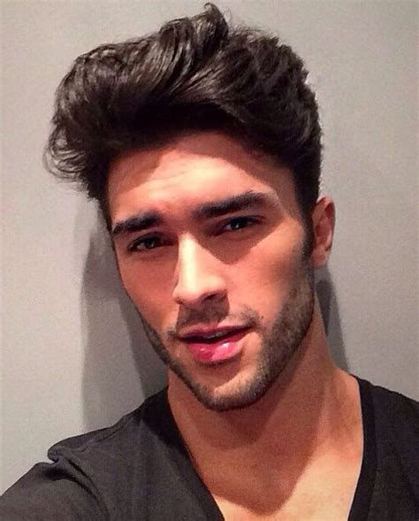 how to get model hair for guys 358 best perfect hair beard styles images on pinterest