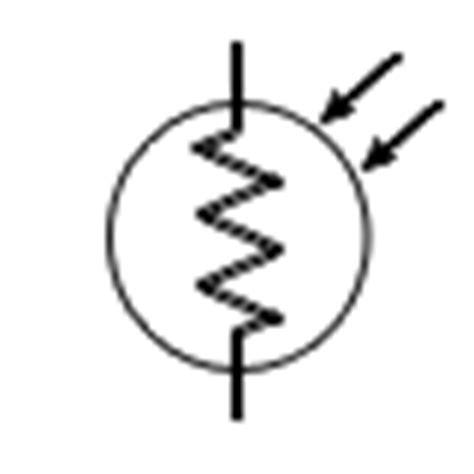 photoresistor polarity photoresistor