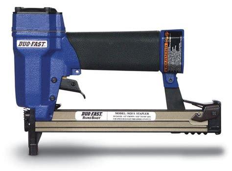 paslode upholstery stapler staplers runyon equipment rental