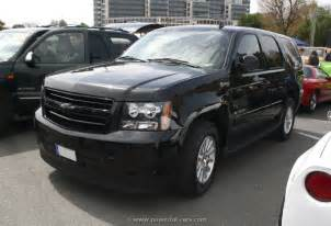 Chevrolet Tahoe Hybrid 2008 Chevrolet 2008 Tahoe Hybrid The History Of Cars