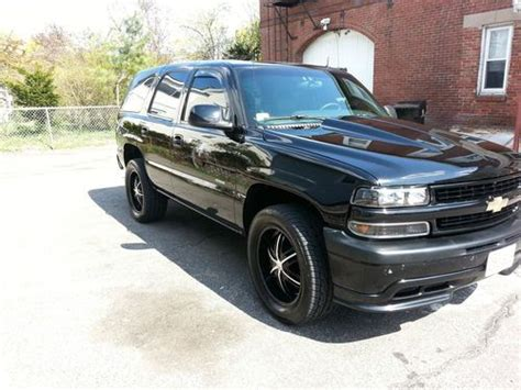 2002 chevrolet tahoe recalls cars com buy used 2002 chevy tahoe z71 supercharged in framingham massachusetts united states