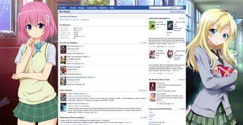theme anime list stylish themes forums myanimelist net
